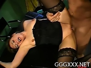 Steamy hot pussy pleasuring
