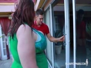 Mandy is being Manhandled free
