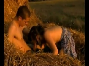 brother sister fuck on hayloft free
