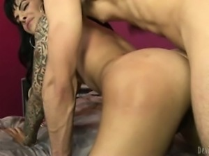 Transsexual Babysitters #22
