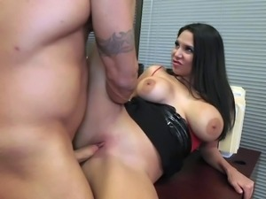 Missy Martinez is a passionate raven haired sexy with huge fuckable tits. She...