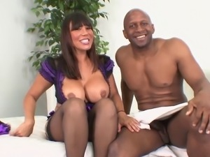 Ava Devine Anal Interracial