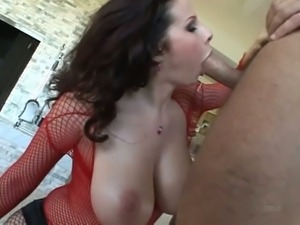 Watch gianna's tits bounce as she gets banged