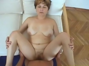 Big ass Mature fucking