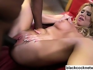 Big ass blonde nailed by Lex Steele
