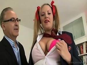 Sexy housewife dwarf mayhem!