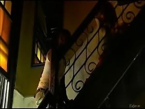 Meg Ryan completely naked as she walks towards the camera,