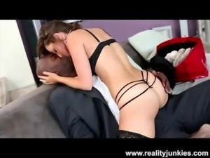 Lex Steele Fucks Remy LaCroix With Big Black Cock
