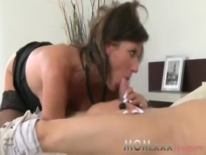 YouPorn - MOM working MILF wife gets fucked free