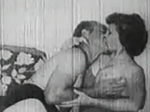 Classic early porn underground short.