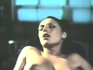 extremely cute retro blowjob