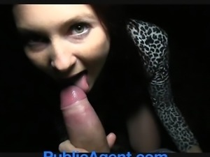 PublicAgent compilation of great blowjob volume Two.  Plenty of outdoor...
