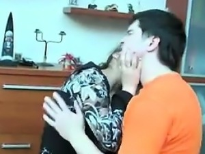 MILF Fucked By Son In Law
