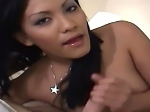 Foot fetish babes giving handjobs and blowjobs