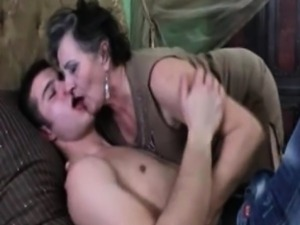 Nasty fat mature woman goes crazy part5