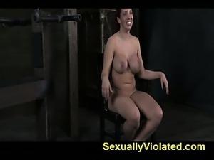 Massive Squirting bondage orgasms 2