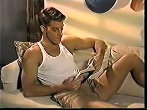 Claude Jourdan fantasizes about Adam Hart