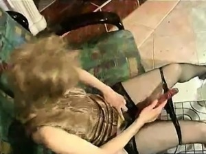 Sexy Pantyhose Woman Fucked