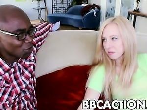 Sofie Carter first Big Black Dick
