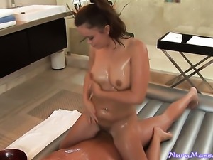 Horny as hell temptress Kaci Star getting face stuffed for your viewing...