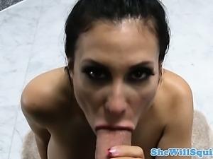 Squirting pornstar sheila marie