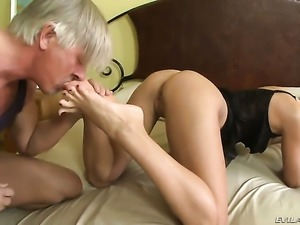 Abbie Cat knows no limits when it comes to fucking with horny bang buddy