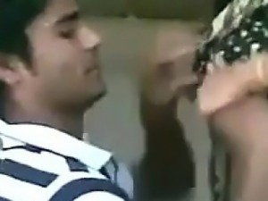 Indian Couple Getting Freaky