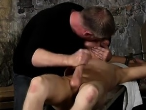 Hot twink British lad Chad Chambers is his recent victim, co