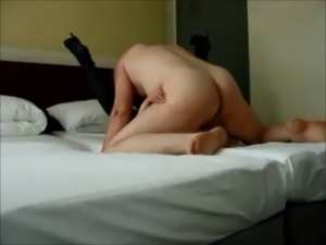 Cheating wife creampied on real homemade