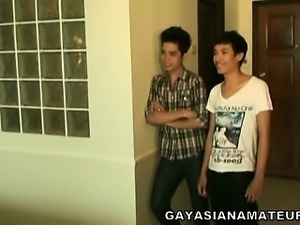 Asian 'Dance Boys' Quit Dancing and Just Fuck!