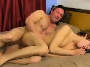 Sexy men Neither Kyler Moss nor Brock Landon have plans for