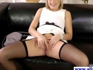 Old brit guy spoils younger pussy