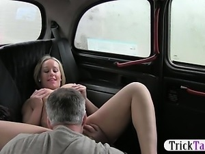 Blonde passenger recorded pissing blackmailed to have sex