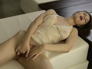 Sweet breasty Beatrice cumming with you