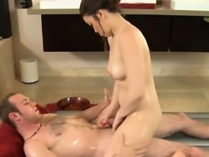 Asian massage ho jerking