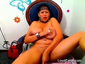 Mature Latina With Big Tits