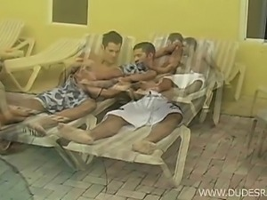Shot on location at Fort Lauderdale's Inn Leather Resort,