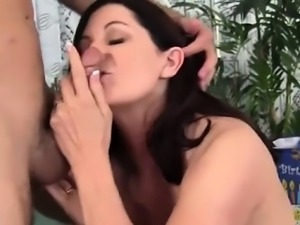 stepmom seduces her stepson