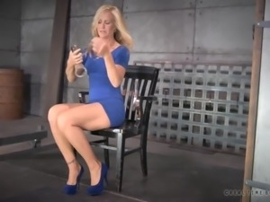 blondes restrained