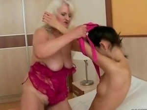 Grannies and Young Girls Compilation