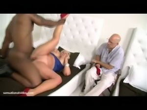Zoey Andrews interracial cuckold