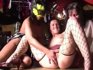 When no one is looking, a couple of swingers start a wild