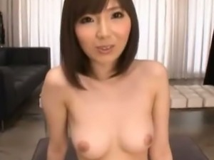 Kurara Horie spreads showing both her tight holes