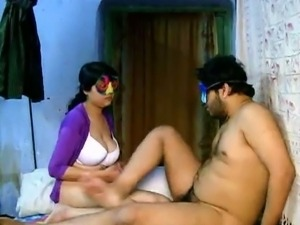 Savita Bhabhi and her indian boyfriend having fun