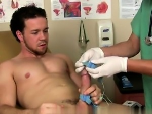 Gay clip of Today I decided to give Doctor Nick some trainin