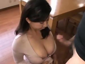Nasty wife enjoys tasty dick