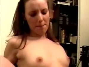 Keesha's tight shaved clit got licked and fingered