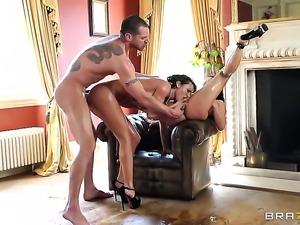 Sandra Romain  Franceska Jaimes turns Jay Snake on to the point of no return...
