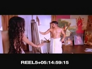 Nandana sen Rang Rasiya - Topless Full Boob Show
