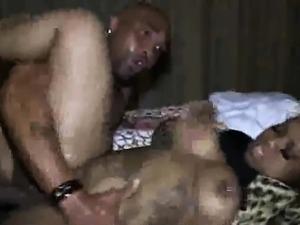 tattooed peirced pussy goddess banged by bbc redzilla